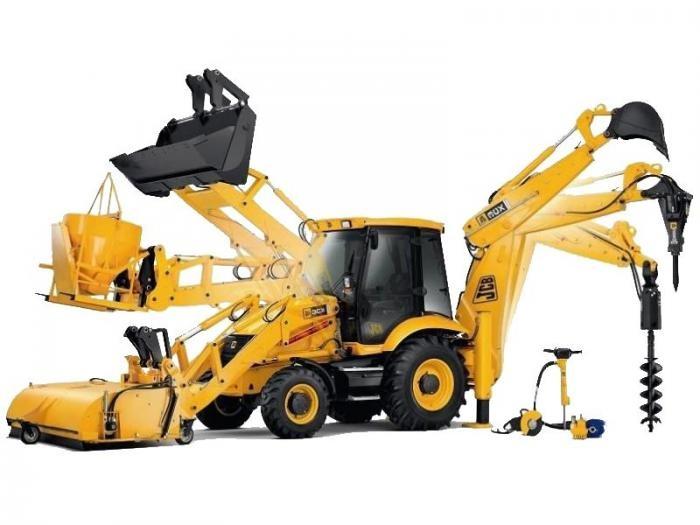 аренда строительных машин и оборудования с оператором